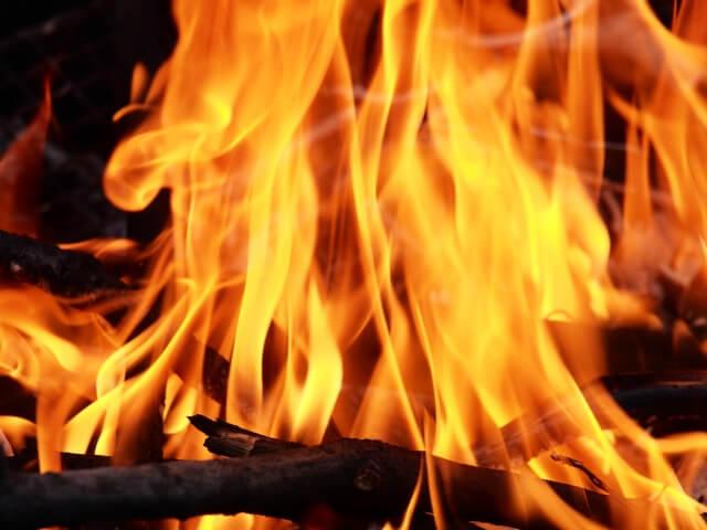 【春日部市】また火事⁈今度は春日部と杉戸の境!