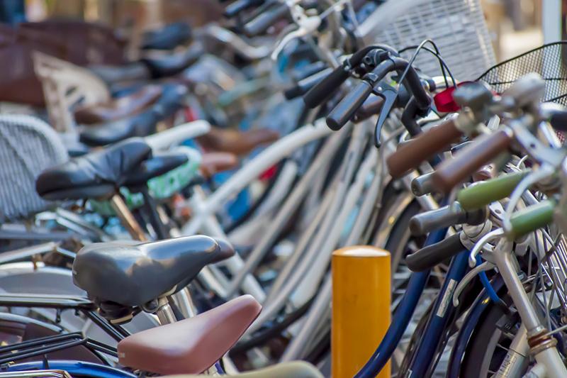 首都圏放置自転車クリーンキャンペーン